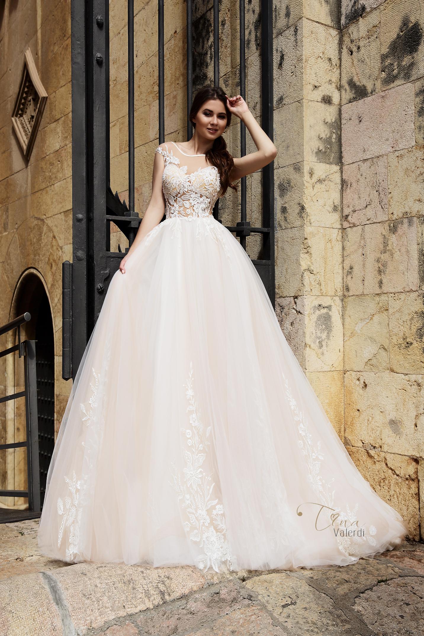 Paloma vestuvinė suknelė